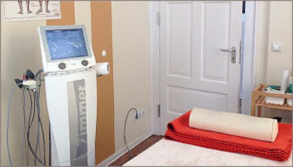 Physiotherapeutische Behandlungen